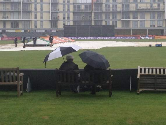 Essex County Cricket Club: Eagles revival thwarted by the weather