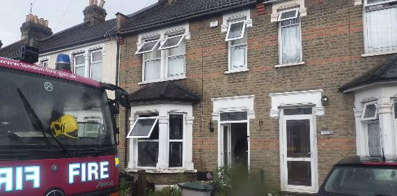 'Unsafe disposal of smoking materials' believed to be cause behind Ilford blaze as investigators issue warning
