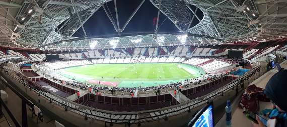 West Ham United: Young Hammers cap London Stadium debut with a win