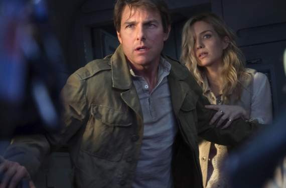 'The Mummy' Makes An Inauspicious Beginning To A Monster Mashup