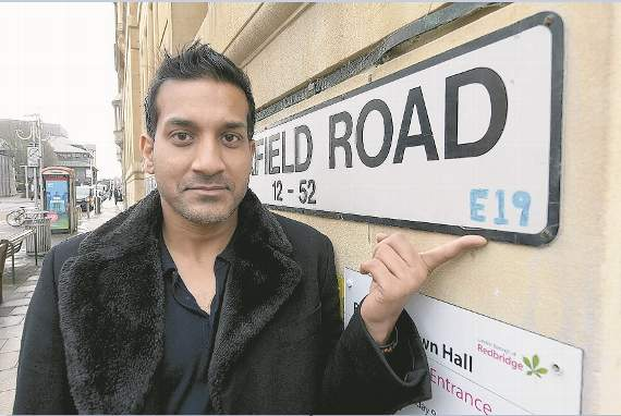 BBC presenter's gaffes spark campaign to change Ilford's postcode to a London one